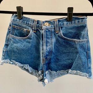 BP shorts